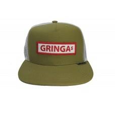 Boné Gringa's Verde Branco