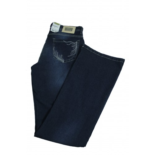 Calça Wrangler Flare West Fashion