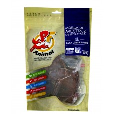 Petisco natural PF Animal Moela de Avestruz Desidratada 100g