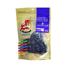 Petisco natural PF Animal Isca de Avestruz Desidratada 100g